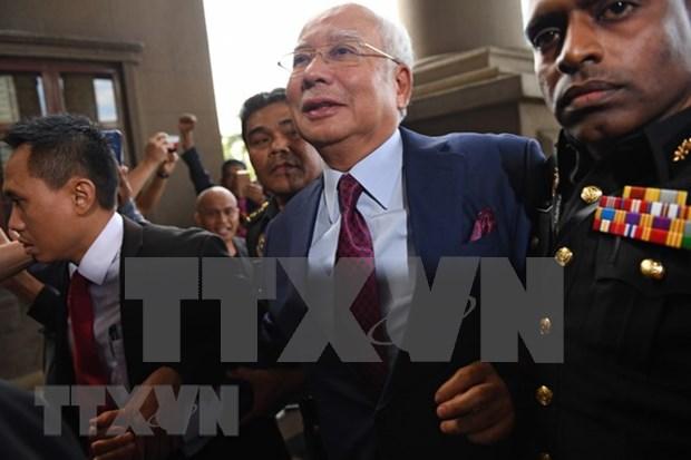 Expremier de Malasia Najib Razak enfrentara cargos por lavado de dinero hinh anh 1