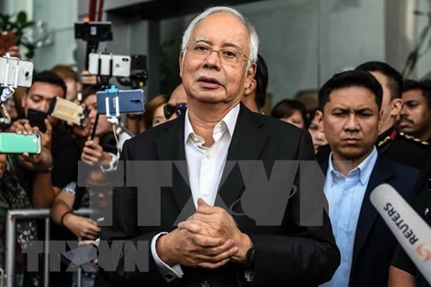 Expremier de Malasia Najib Razak acusado de nuevos cargos hinh anh 1