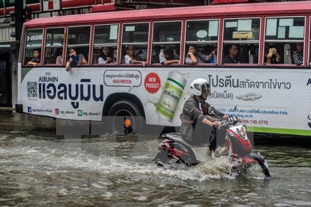 Primer ministro de Tailandia supervisara medidas preventivas ante posibles inundaciones hinh anh 1
