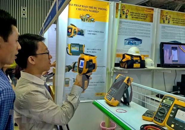 Celebran en Vietnam exposicion internacional sobre produccion inteligente hinh anh 1