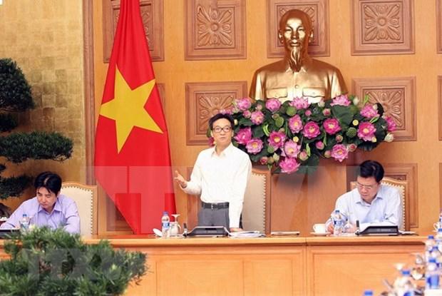 Autonomia universitaria es mision obligatoria de la educacion en Vietnam, afirma vicepremier hinh anh 1