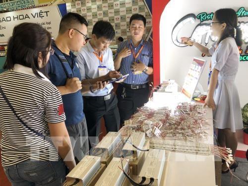 Inauguran en Ciudad Ho Chi Minh Exposicion Internacional VietAd 2018 hinh anh 1