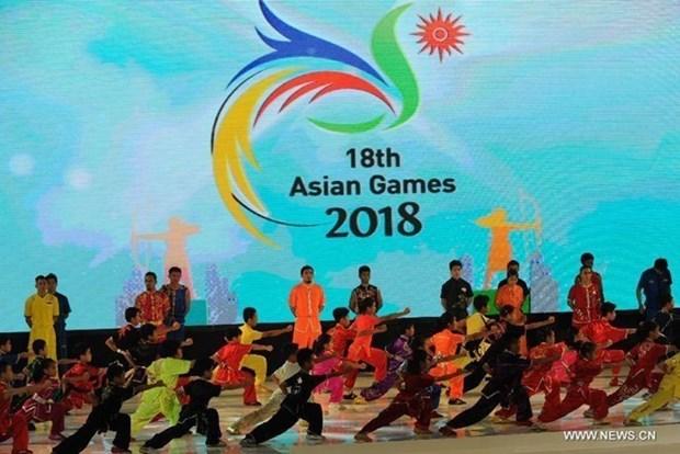 Realizaran hoy ceremonia de despedida a atletas vietnamitas que participaran en ASIAD-2018 hinh anh 1