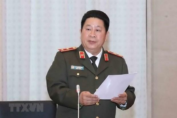Presidente de Vietnam degrada a altos oficiales por violaciones en cumplimiento de funciones hinh anh 1