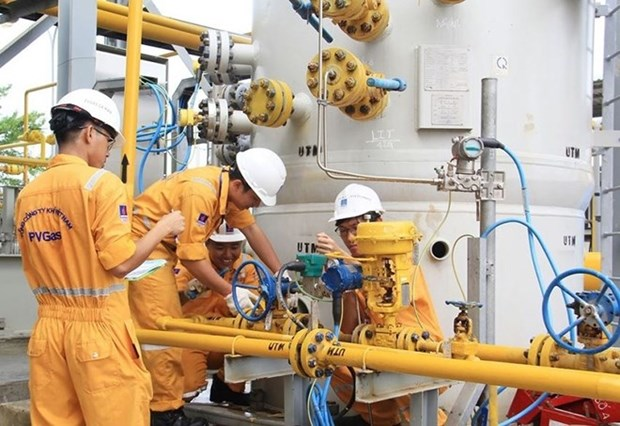 Supera grupo petrolero vietnamita meta para contribucion al ingreso nacional hinh anh 1