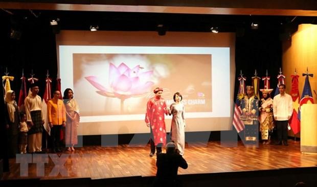 Celebran aniversario 51 de fundacion de ASEAN en Argentina hinh anh 2