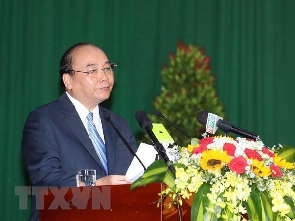 Premier vietnamita continua actividades en ciudad surena de Can Tho hinh anh 1