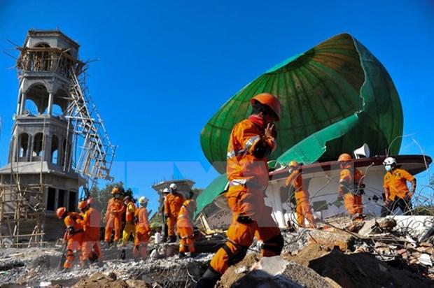 Corea del Sur respalda a Indonesia en superacion de secuelas de intenso terremoto hinh anh 1
