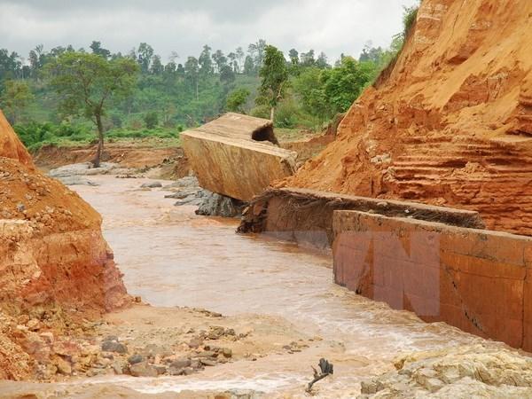 Provincia vietnamita revoca proyecto de presa hidroelectrica Ia Krel 2 hinh anh 1