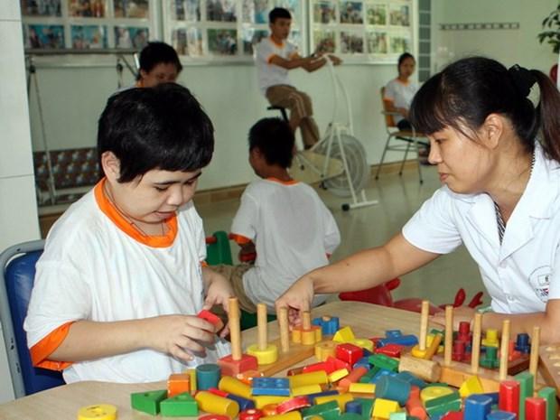 Promueven en Vietnam programa de apoyo a victimas de Agente Naranja/Dioxina hinh anh 1