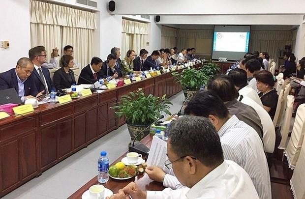 Estados Unidos aspira a ampliar cooperacion con ciudad vietnamita en varios sectores hinh anh 1