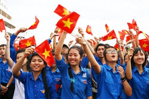 Celebran en Vietnam Dia internacional de la Juventud hinh anh 1