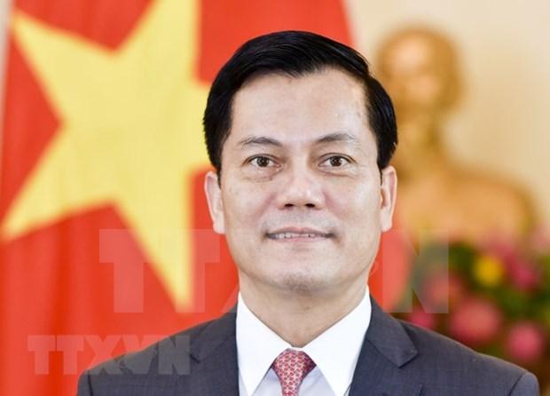 Nexos Vietnam-Estados Unidos mantienen fuerte desarrollo, afirma embajador vietnamita hinh anh 1
