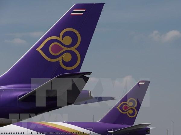 Thai Airways enfrenta dificultades por alto precio de combustible e intensa competencia hinh anh 1