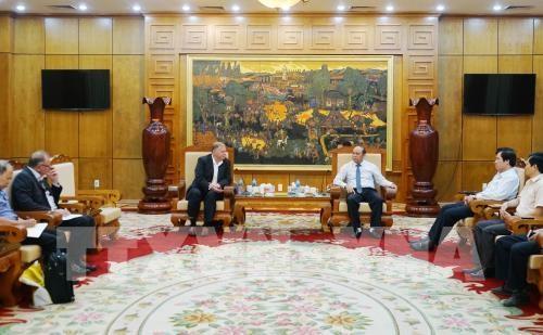 Favorecen inversion australiana en provincia vietnamita de Bac Giang hinh anh 1