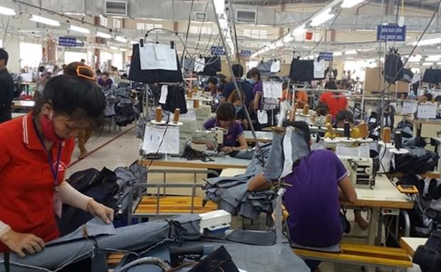 Inversores indios prestan interes en mercado de mezclilla de Vietnam hinh anh 1