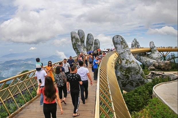 India quiere construir enlaces simbolicos para el turismo como el Puente Dorado en Vietnam hinh anh 3