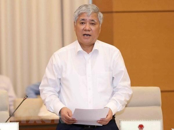Comite de Asamblea Nacional de Vietnam inicia interpelacion a ministros hinh anh 1