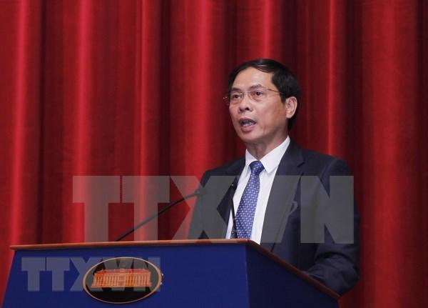 Aprueban orientaciones de politica exterior de localidades de Vietnam para 2018-2021 hinh anh 1