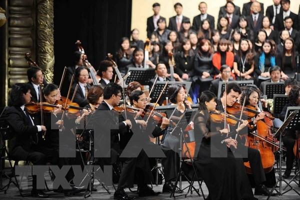"""""""Melodia de Otono"""" brindara a publico de Hanoi obras magistrales de musica clasica hinh anh 1"""
