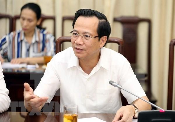 Pilar Socio-Cultural confirma posicion especial en Comunidad de ASEAN, sostiene ministro vietnamita hinh anh 1