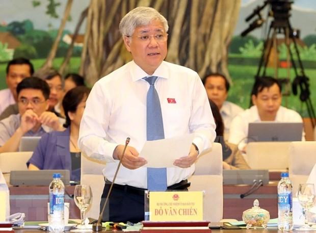 Vietnam prioriza mejorar la vida de minorias etnicas hinh anh 1