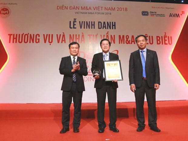 Banco vietnamita HDBank destacado por su estrategia de fusiones y adquisiciones hinh anh 1