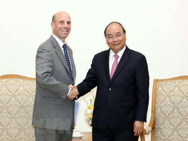 Premier vietnamita da la bienvenida a los inversores extranjeros hinh anh 1