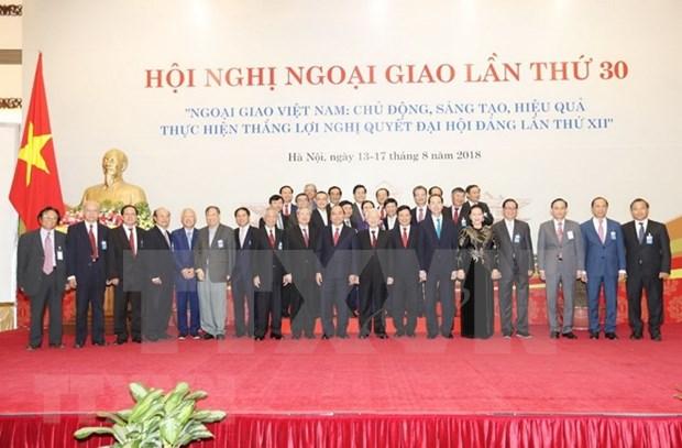 La diplomacia moderna requiere interaccion de pilares diplomaticos hinh anh 1