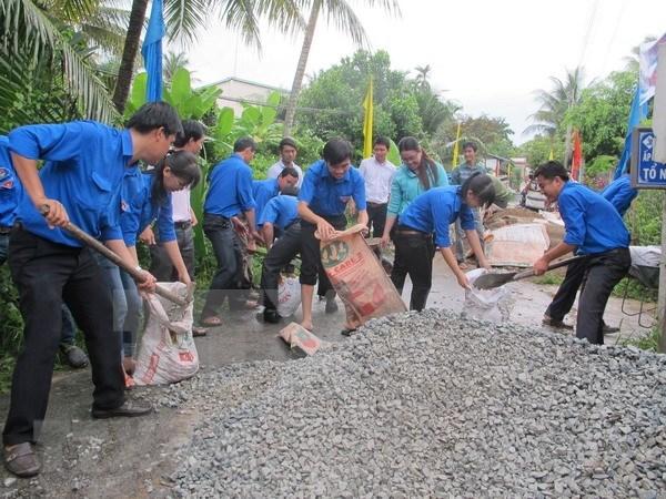 Celebran en Ciudad Ho Chi Minh 25 aniversario de campana veraniega voluntaria hinh anh 1