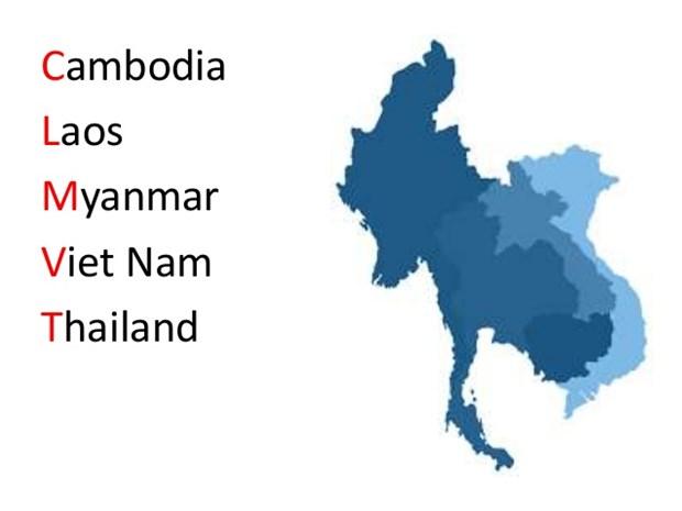 Comenzara manana en Tailandia foro de paises de la subregion del Rio Mekong hinh anh 1