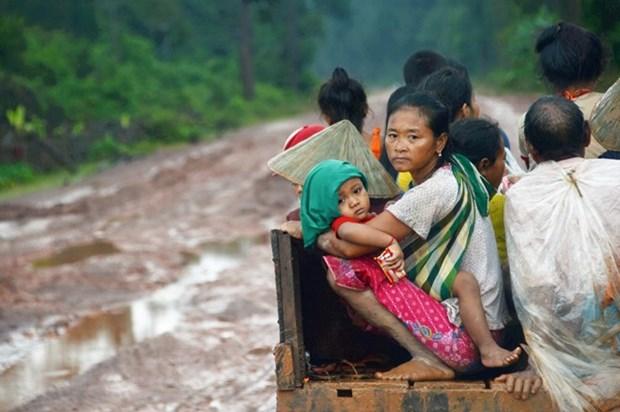 Comision del Rio Mekong dispuesta a asistir a Laos en replanificacion de hidrocentrales hinh anh 1