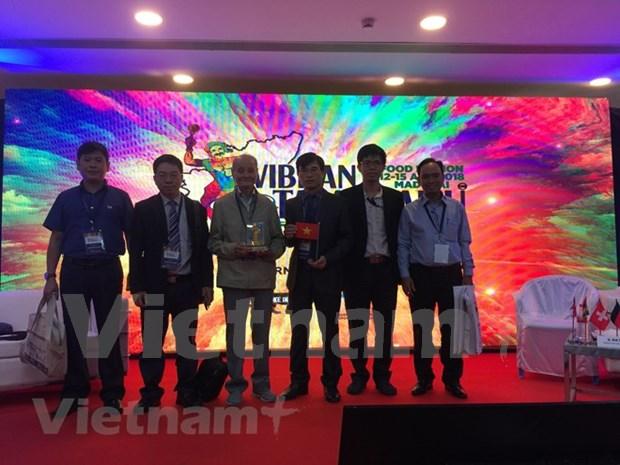 Empresas de alimentos de Vietnam presentan productos en la India hinh anh 1