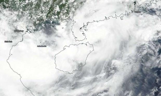 Provincia vietnamita de Quang Ninh se prepara ante la amenaza del tifon Bebinca hinh anh 1