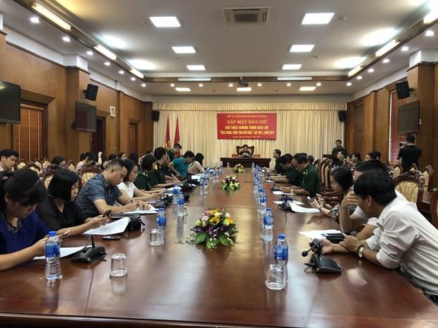 Cinco paises participaran en intercambio amistoso entre zonas fronterizas en Vietnam hinh anh 1