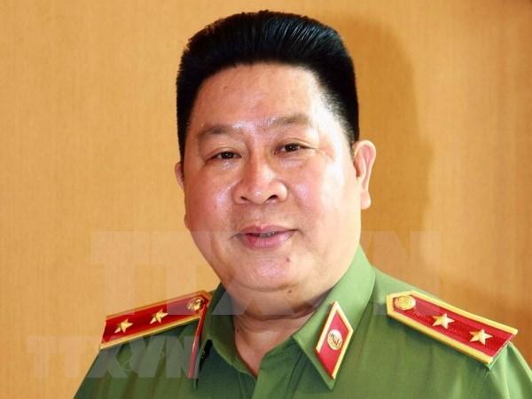 Deciden sanciones disciplinarias contra el viceministro de Seguridad Publica de Vietnam hinh anh 1