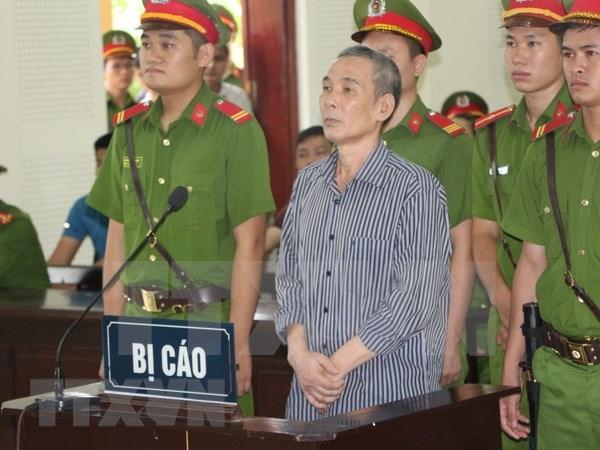 Condenado a prision un hombre por actos contra la administracion popular de Vietnam hinh anh 1