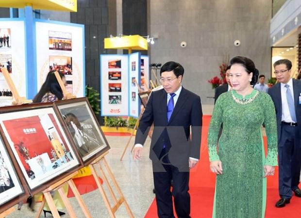 Vietnam determinado a impulsar diplomacia multilateral hinh anh 1