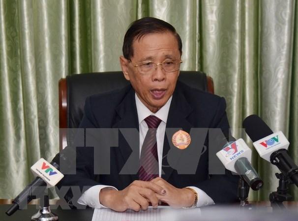 Nuevo gobierno de Camboya reafirma atencion a consolidacion de lazos con Vietnam hinh anh 1