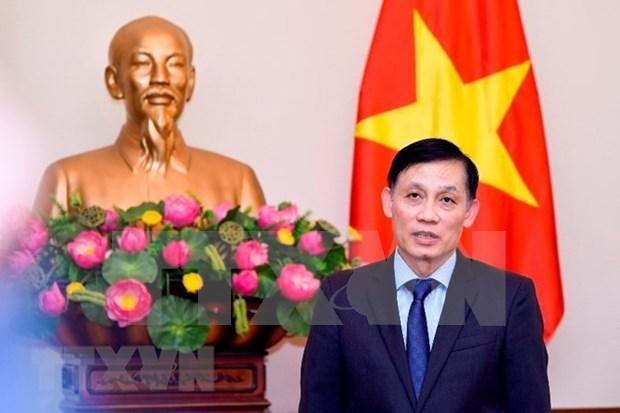 Destacan resultados positivos de labores de salvaguarda de soberania en Vietnam hinh anh 1
