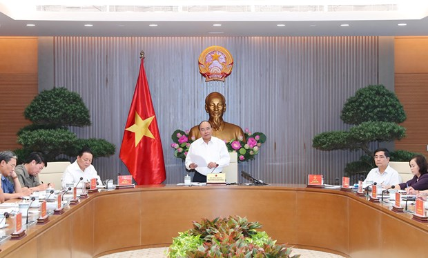 Premier de Vietnam pide impulsar economia maritima hinh anh 1