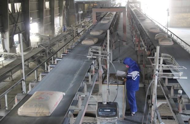 Se dispara exportacion de cemento de Vietnam a China hinh anh 1