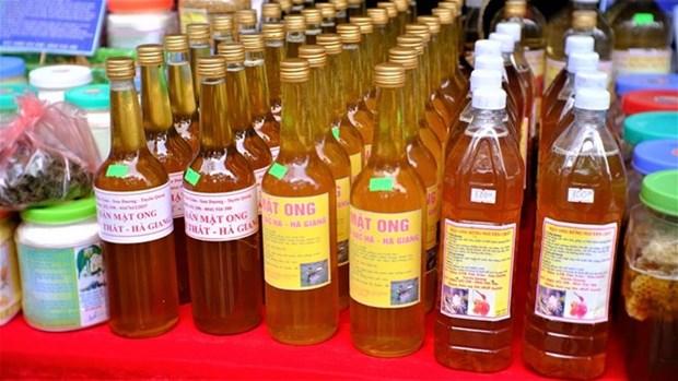 Vietnam se propone elevar competitividad y calidad de la miel de abeja hinh anh 1