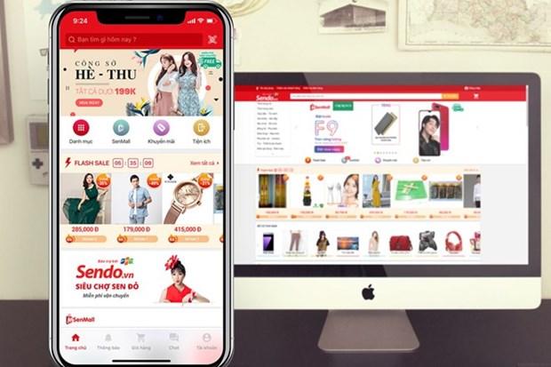 Comercio electronico de Vietnam mantendra crecimiento de 25 por ciento en 2018 hinh anh 1