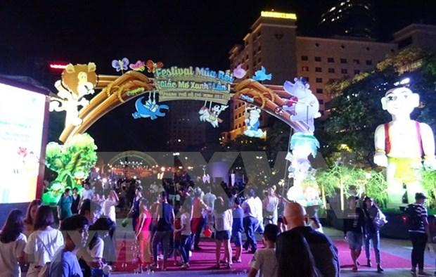 Espectacular inicio del primer Festival de Titeres de Vietnam hinh anh 1