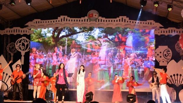 Celebran Dias de Cultura japonesa en provincia vietnamita de Quang Nam hinh anh 1