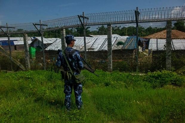 Estados Unidos sanciona a comandantes y unidades militares de Myanmar hinh anh 1