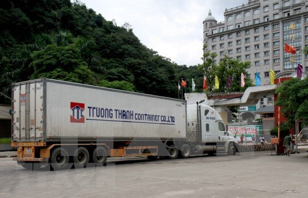 Estimulan comercio fronterizo de productos agricolas entre Vietnam y China hinh anh 1