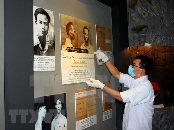 Honran aportes de expresidente vietnamita Ton Duc Thang a movimiento obrero nacional hinh anh 1