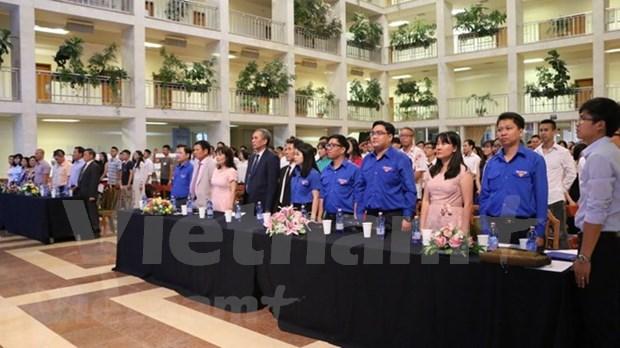 Inauguran Campamento de Verano para jovenes vietnamitas en Europa hinh anh 1